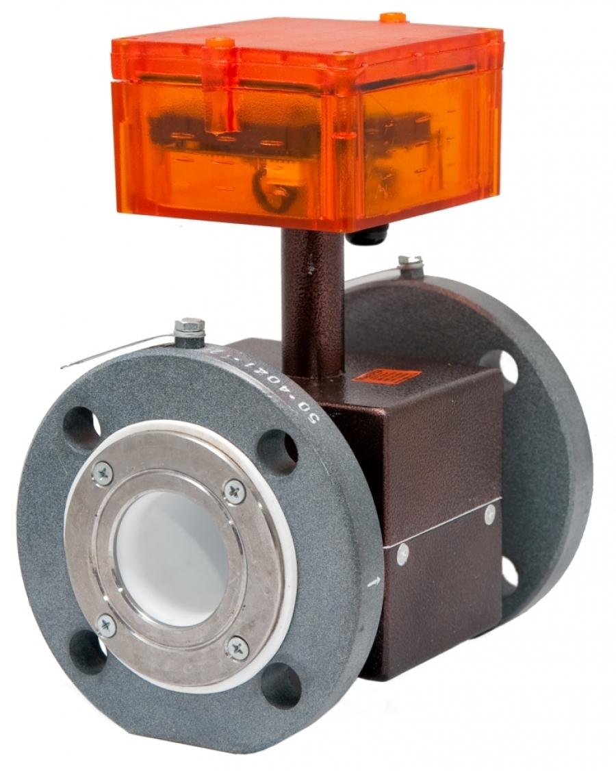 Электромагнитный преобразователь расхода МастерФлоу 5.2 (класс Б) с индикацией Ду 150