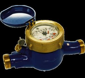 Многоструйный счетчик холодной воды MTK-N Ду 20