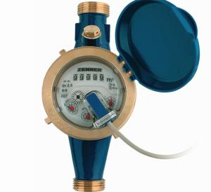 Многоструйный импульсный счетчик холодной воды MTKI-N Ду 32