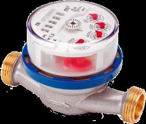 Счетчики горячей воды ETW-N Ду 15
