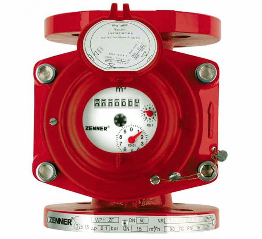 WPH-N-W (горячая вода max 90°) Ду 150